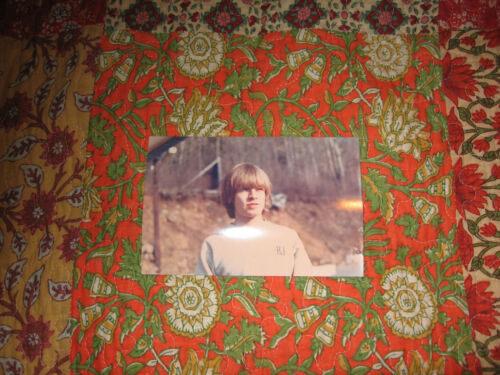 Brian Jones rolling stones rare photo 4x6 (free shipping)