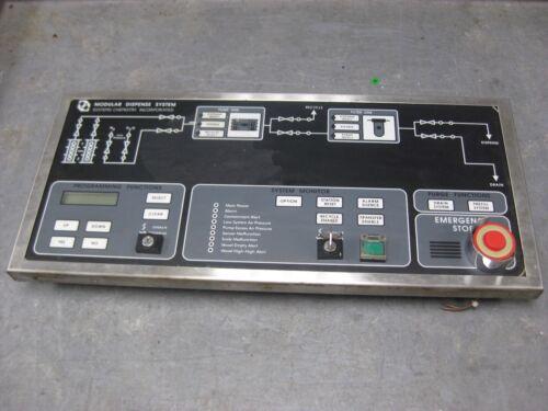 System Chemistry Inc modular dispense system control panel 99-85004-01 99-85016