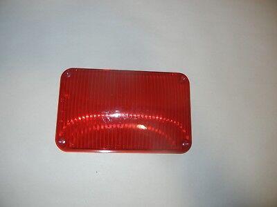 Whelen 600 Red Lens