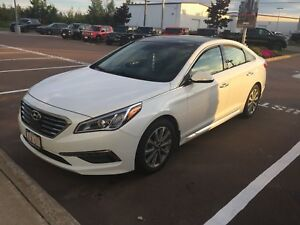 2016 Hyundai Sonata Limited Like New!!