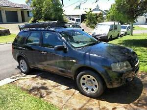 2004 Ford Territory SUV