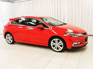 2018 Chevrolet Cruze RS PREMIER 5DR HATCH