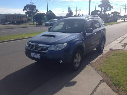 Subaru Forester SUV 2012 Campbellfield Hume Area Preview