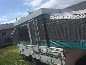 Amazing tent trailer, lite and easy to pull