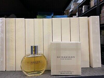 Burberry London Classic 3.3 / 3.4 Oz EDP Spray NIB Sealed Perfume For Women