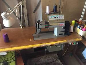 Sewing Machine with many Functions Belmore Canterbury Area Preview