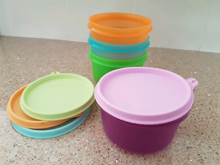 Tupperware 4 Containers