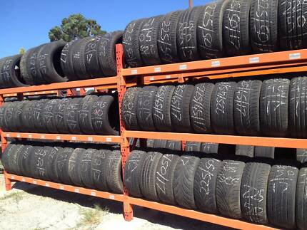 Second Hand Tyres ** Fitted & Balanced ** Bayswater Bayswater Area Preview