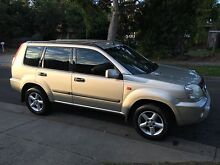 2002 Nissan X-trail St Narre Warren South Casey Area Preview