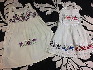 4T dresses