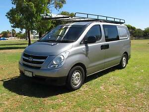 2011 Hyundai iLoad Van/Minivan Port Kennedy Rockingham Area Preview