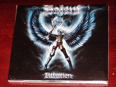 Salem: Attrition CD 2018 Dissonance Productions UK DISS091CDD Digipak NEW ()