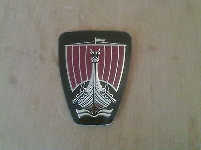 Car Parts - ROVER 75 BOOT BADGE HANDLE BADGE EMBLEM GENUINE ROVER NEW UNUSED STOCK.