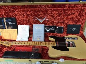 Fender Custom Shop 51 Nocaster LTD Edition. King of Tele's