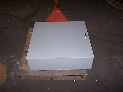 "NEW AUSTIN CO. ELECTRICAL ENCLOSURE 36""X36""X10"" TYPE 1 INDOOR"