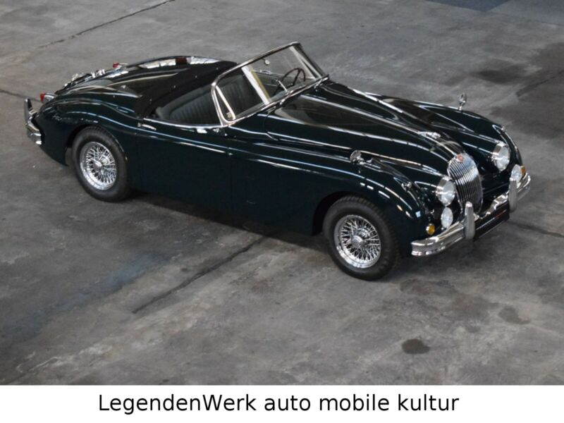 Jaguar XK 150 OTS 4.2 Roadster Vollrestauration Note1-