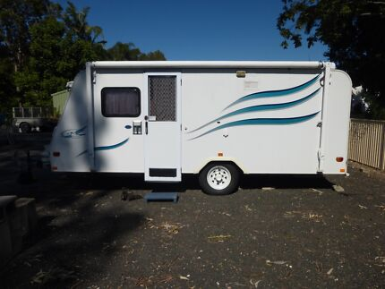 2006 Jayco Expanda Poptop 16.49-1 Tweed Heads South Tweed Heads Area Preview