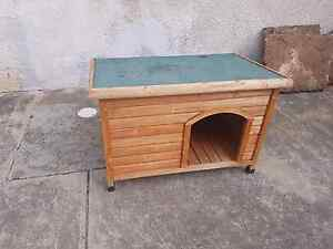 Large dog kennel Findon Charles Sturt Area Preview