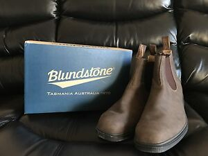 Blundstone 1306 - Chisel Toe in Rustic Brown