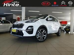 Kia Sportage 2.0 CRDi AWD AT PLATINUM ED M-Hybr MY19
