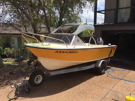 Cubby Cab Runabout Family Boat