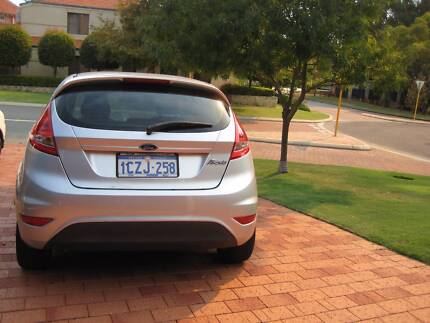 2009 Ford Fiesta Woodvale Joondalup Area Preview