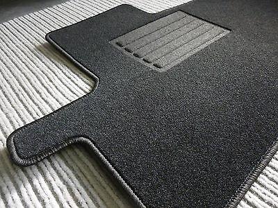 $$$ Original Lengenfelder Stoff Fußmatten für Mercedes Sprinter W906 1tlg. + NEU