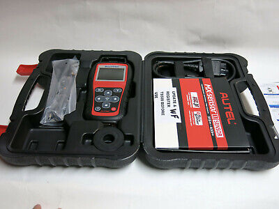 AUTEL MaxiTPMS TS508WF Scanner Code Reader Activate tire pressure Open Box Demo