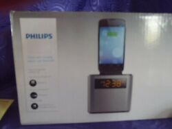 Phillips Clock Radio Charging Station With Bluetooth