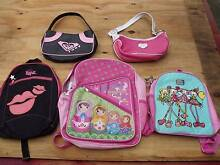 Girls Backpacks and Hand Bags x5 Latrobe Latrobe Area Preview