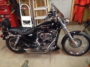 2009 Harley Davidson Sportster  XL 1200 C