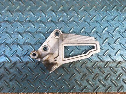 Kawasaki gpx250 gear shifter mount