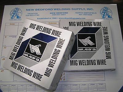 22lbs 70s-6 X .030 Mig Wire 11lbs Rolls More Quantity For Your Money Free Usps