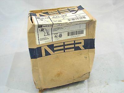 "NEER AC-97 METAL CONDUIT ANGLE CONNECTOR 1"" (BOX OF 5) ***NIB***"