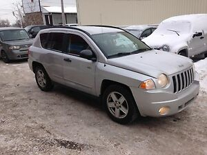 2008 Jeep Compass Sport-North Edition 4 portes