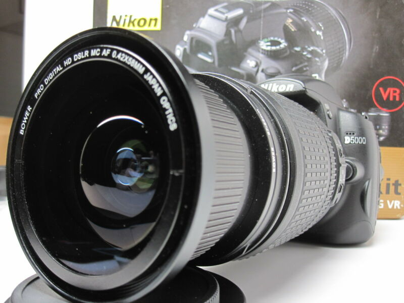 Wide Angle Macro Closeup Fisheye lens for Nikon 7100 & 18-200 AF-S DX 18-140MM