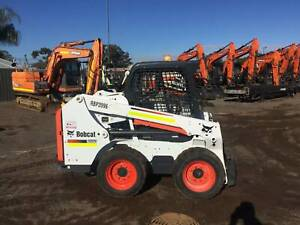 Bobcat S550 Hand and foot control - VERY LOW HRS!! Kenwick Gosnells Area Preview