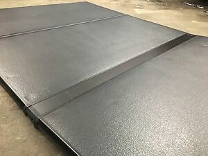 8 foot - hard folding Tonneau cover