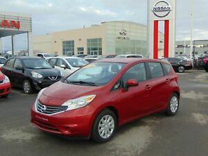 NISSAN VERSA NOTE 2014 AUTO AIR  21421 KM