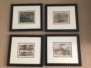Group of Seven prints