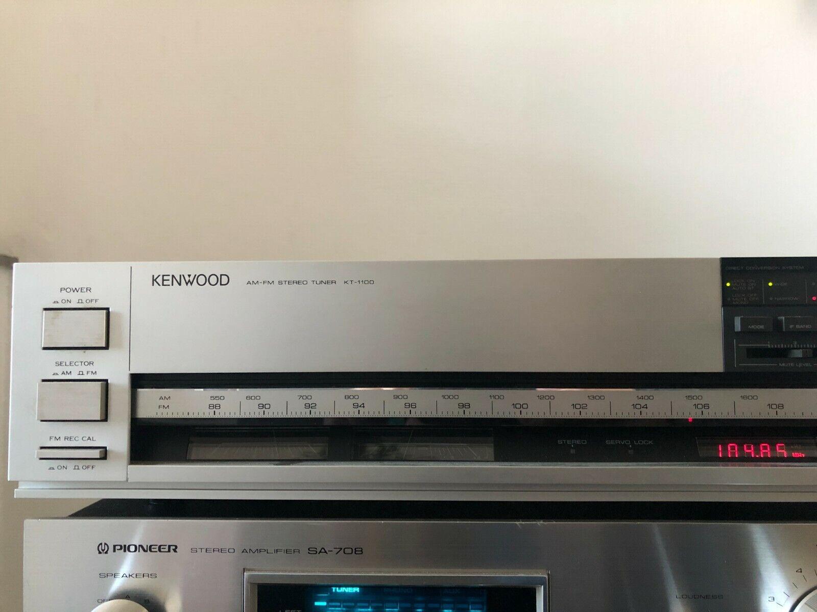 Kenwood KT-1100