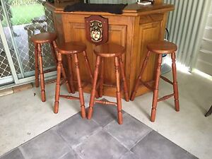 Bar stool (four) McGraths Hill Hawkesbury Area Preview
