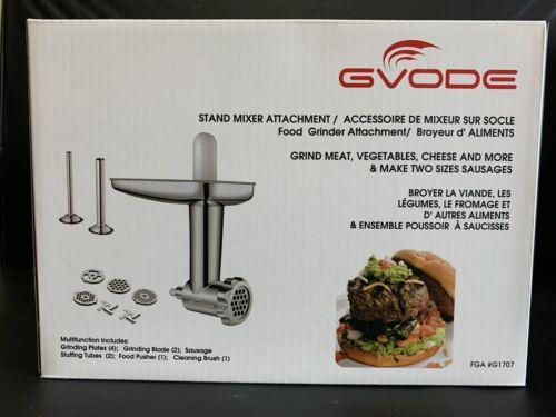 Gvode Kitchen Food Grinder Attachment for KitchenAid Stand M