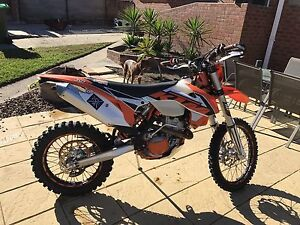2016 KTM EXC Elermore Vale Newcastle Area Preview