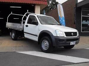 2004 Holden Rodeo Ute, RA RODEO, 1 TONNE TRAY, LOW KMS Caldermeade Cardinia Area Preview