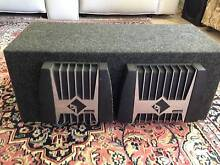 """Rockford Fosgate Amp's and 12"""" Subwoofer Box Pymble Ku-ring-gai Area Preview"""