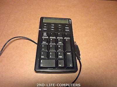 TARGUSPAUK001 USB NoteBook Keypad Calculator Zehnertastatur Tastatur + CABLE