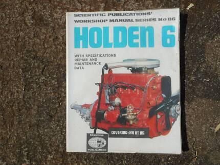 Holden monaro ht hg hk etc 6cyl workshop service manual other holden hk ht hg workshop manual sciox Gallery