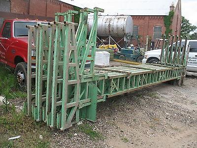 Non Stop scaffolding, EZ crank up