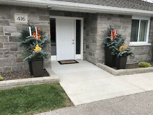 BEAUTIFUL Raised Bungalow Apartment for RENT in LISTOWEL